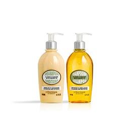 Badem Şampuan ve Saç Kremi İkilisi
