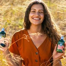 Aromakoloji Onarıcı Saç Bakım Serimizi