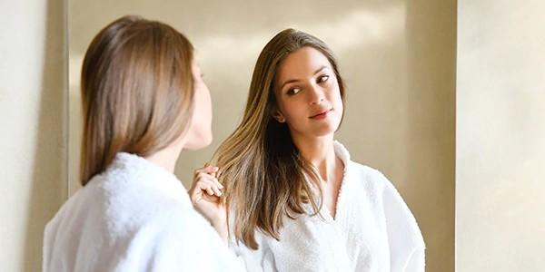 Saçlarınızın yağını hafifletin