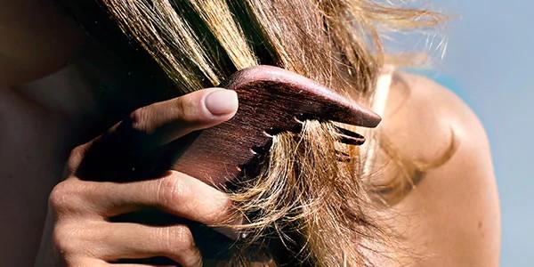 Saçları doğru taramak