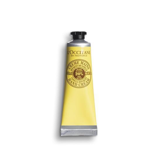 L'occitane Shea Vanilla Bouquet Hand Cream - Shea Vanilyalı El Kremi