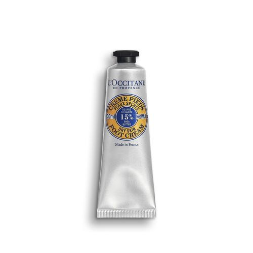 L'occitane Shea Butter Foot Cream - Shea Ayak Kremi