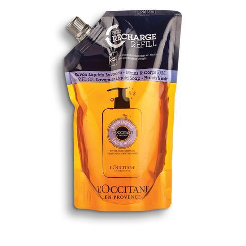 L'occitane Shea Lavanta Sıvı Sabun Ekolojik & Ekonomik Yedek - Shea Lavender Hand Liquid Soap Refill