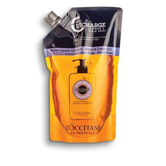 L'occitane Shea Lavender Hand Liquid Soap Refill - Shea Lavanta Sıvı Sabun Ekolojik & Ekonomik Yedek