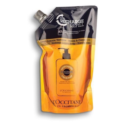 L'occitane Shea Verbena Hand Liquid Soap Refill - Shea Verbena Sıvı Sabun Ekolojik & Ekonomik Yedek
