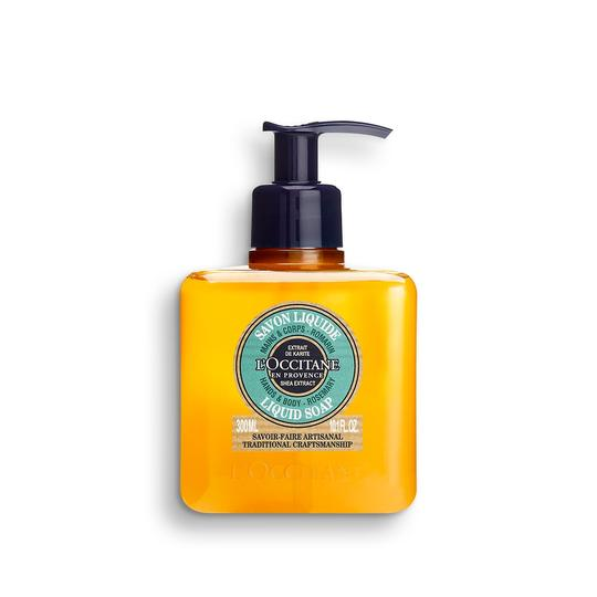 L'occitane Shea Rosemary Hand Liquid Soap - Shea Biberiye Sıvı Sabun