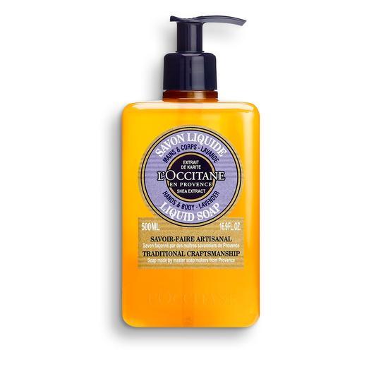 L'occitane Shea Lavender Hand Liquid Soap - Shea Lavanta Sıvı Sabun