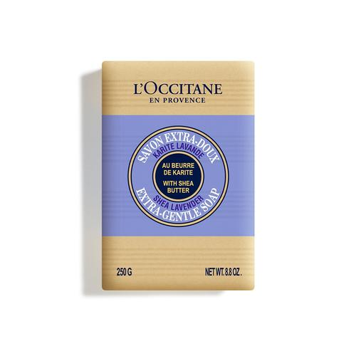 L'occitane Shea Lavantalı Sabun - Shea Lavander Soap