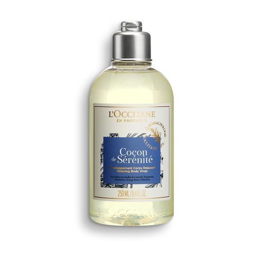 L'occitane Cocon de Sérénité Relaxing and Enveloping Body Oil – Rahatlatan Duş Yağı