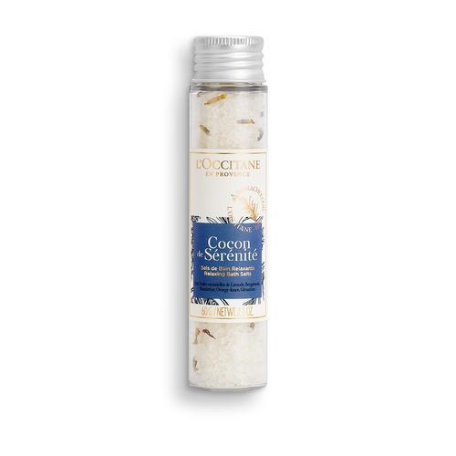 L'occitane Cocon de Sérénité Relaxing Bath Salts- Cocon de Sérénité Rahatlatıcı Banyo Tuzu