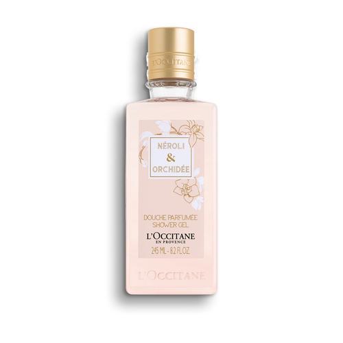 L'occitane Portakal Çiçeği & Orkide Duş Jeli - Néroli & Orchidée Shower Gel