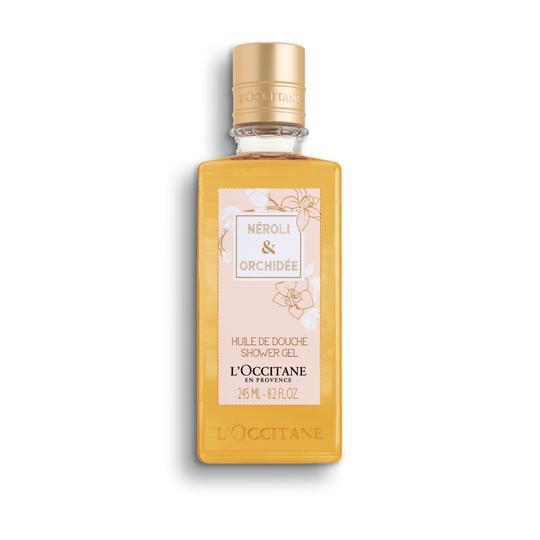 L'occitane Neroli & Orchidee Shower Oil - Portakal Çiçeği & Orkide Duş Yağı