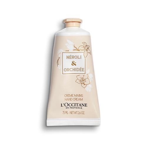 L'occitane Portakal Çiçeği & Orkide Parfümlü El Kremi - Néroli & Orchidée Perfumed Hand Cream