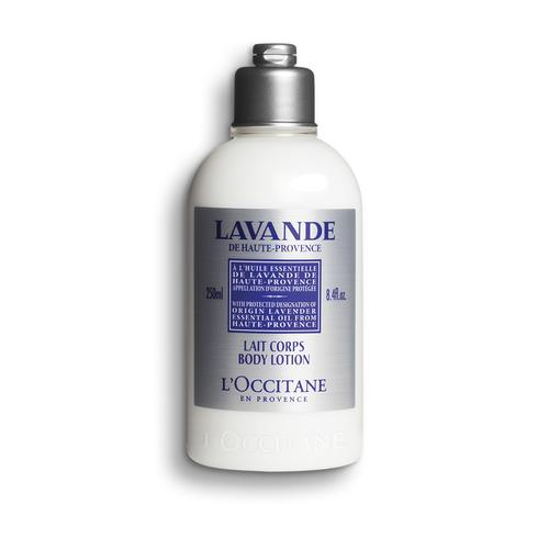 L'occitane Lavender Body Lotion - Lavanta Vücut Losyonu