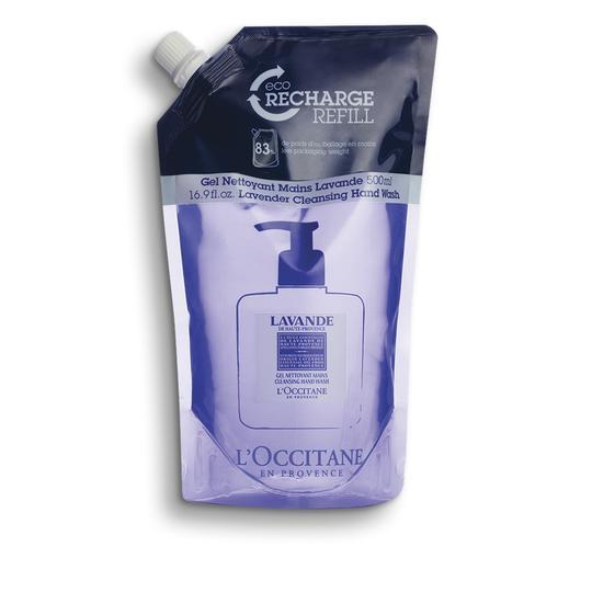 L'occitane Lavender Hand Wash Eco-Refill - Lavanta El Temizleyici - Ekolojik & Ekonomik Yedek