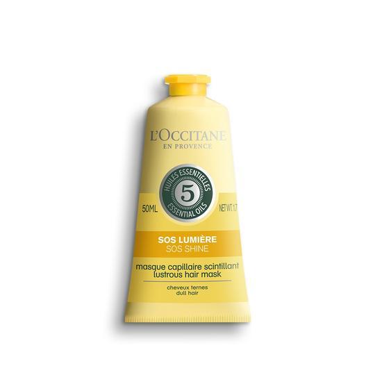 L'occitane Aromachology Shine Hair Mask - Aromakoloji Parlaklık Veren Saç Maskesi