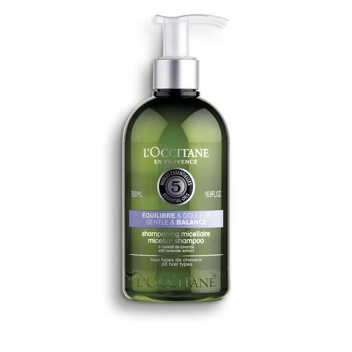 L'occitane Aromachology Gentle & Balance Micellar Shampoo - Aromakoloji Dengeleyici Miselar Şampuan