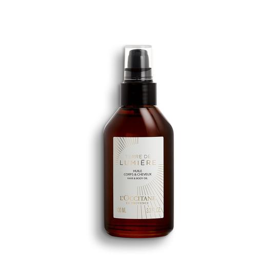 L'occitane Terre de Lumière Hair Body Oil - Terre de Lumière Saç ve Vücut Yağı