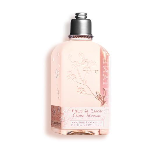 L'occitane Cherry Blossom Bath & Shower Gel - Kiraz Çiçeği Banyo & Duş Jeli