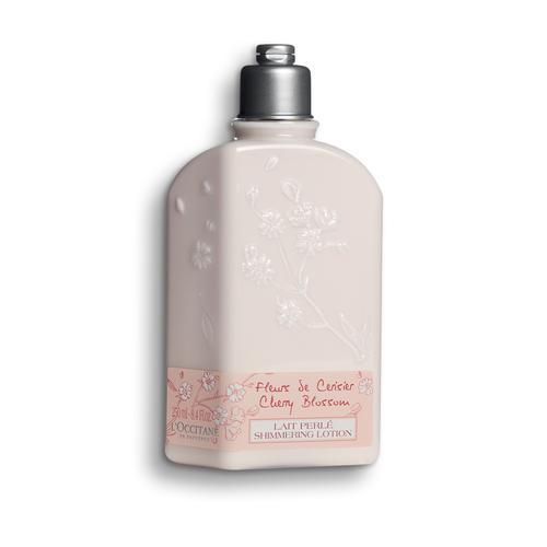 L'occitane Cherry Blossom Shimmering Lotion - Kiraz Çiçeği Vücut Losyonu