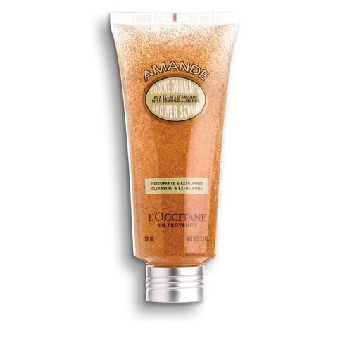 L'occitane Almond Shower Scrub - Badem Duş Scrubı