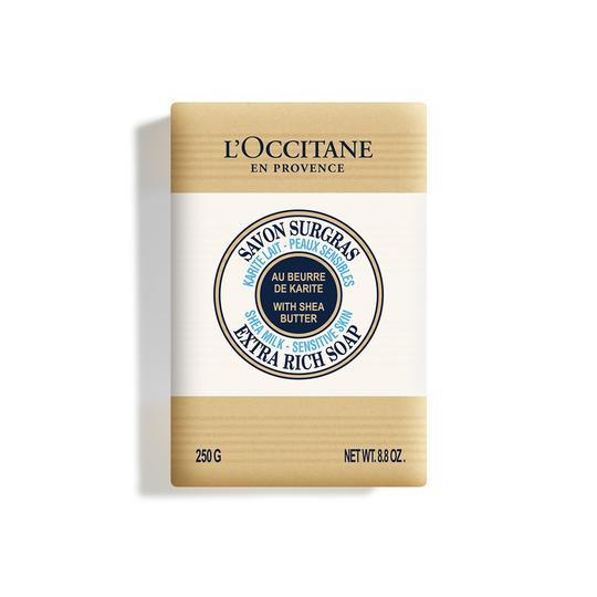L'occitane Shea Milk Soap - Shea Sabun