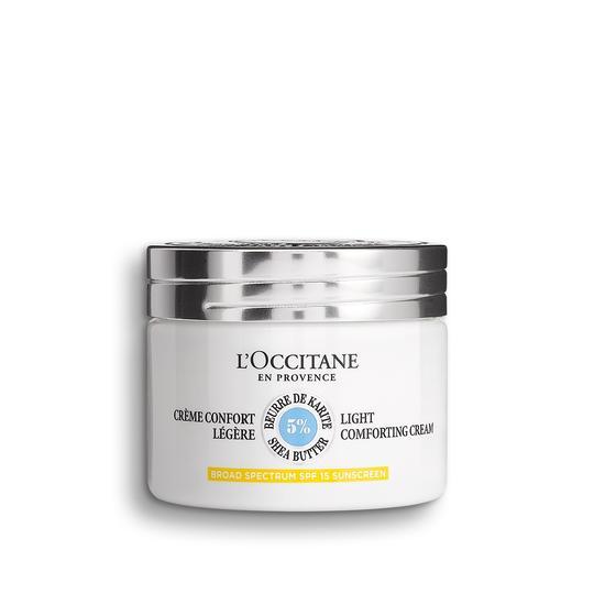 L'occitane Shea Light Face Cream SPF15 - Shea Light Nemlendirici Yüz Kremi SPF15