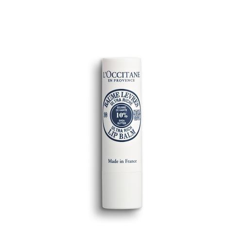 L'occitane Shea Butter Lip Balm Stick - Shea Dudak Kremi
