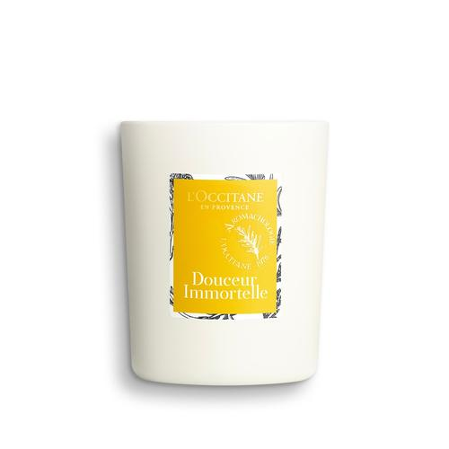 L'occitane Douceur Immortelle Mum - Douceur Immortelle Candle