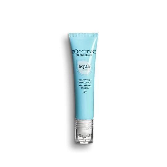 L'occitane Aqua Reotier Cooling Eye Gel - Aqua Reotier Canlandırıcı Göz Jeli