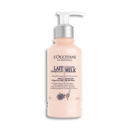 L'occitane Infusions Temizleme Sütü - Infusions Cleansing Milk Facial Make-up Remover