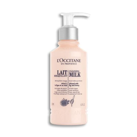 L'occitane Infusions Cleansing Milk Facial Make-up Remover - Infusions Temizleme Sütü