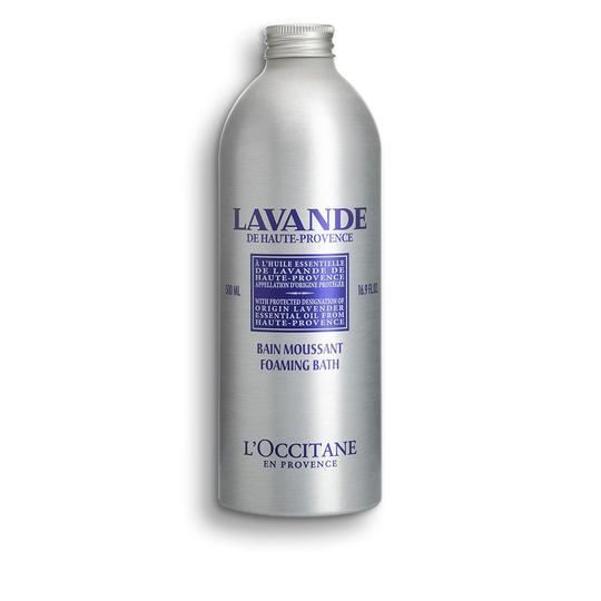 L'occitane Lavender Foaming Bath - Lavanta Banyo Köpüğü