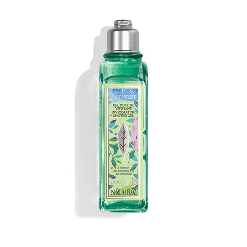 L'occitane Verbena Invigorating Shower Gel - Verbena Canlandırıcı Duş Jeli