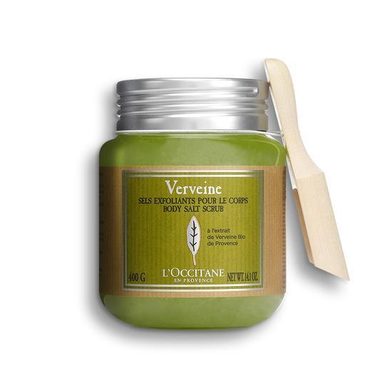 L'occitane Verbena Body Salt Scrub - Verbena Vücut Scrubı