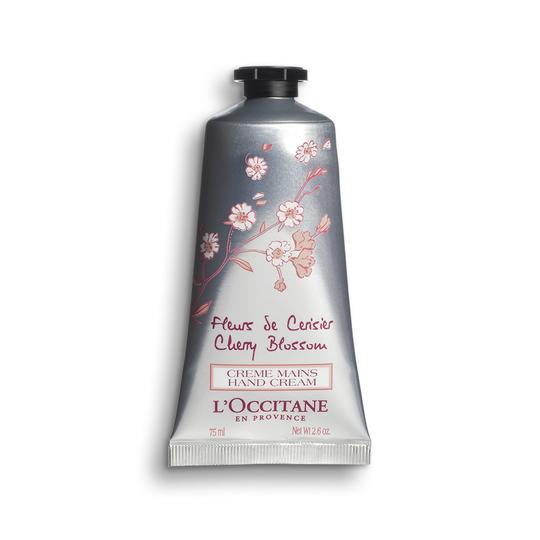 L'occitane Cherry Blossom Petal Soft Hand Cream - Cherry Blossom El Kremi