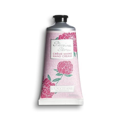 L'occitane Pivoine Flora Hand Cream - Şakayık El Kremi