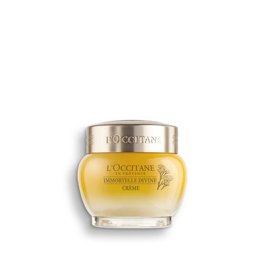 L'occitane Immortelle Divine Cream - Immortelle Divine Krem