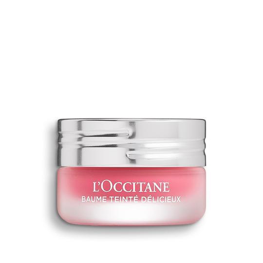 L'occitane Delicious Lip Balm - Dudak Balmı Pink Callison