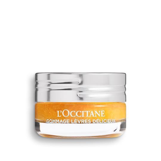 L'occitane Delicious Lip Scrub - Dudak Peelingi Marmalade Kiss