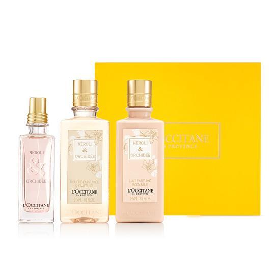 L'occitane Nérolı & Orchidée Parfüm Seti