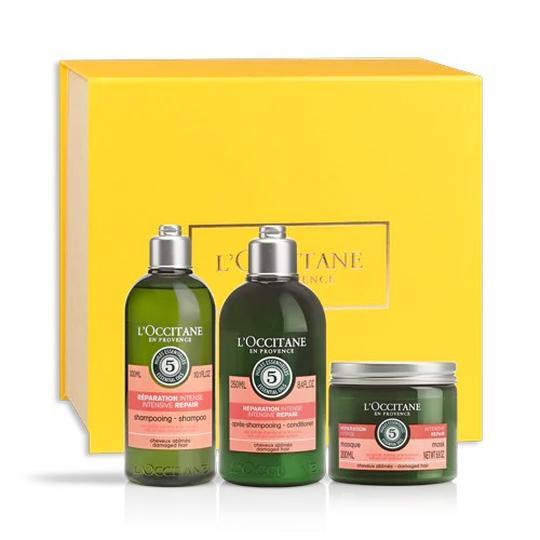 L'occitane Aromakoloji Onarıcı Saç Bakım Seti