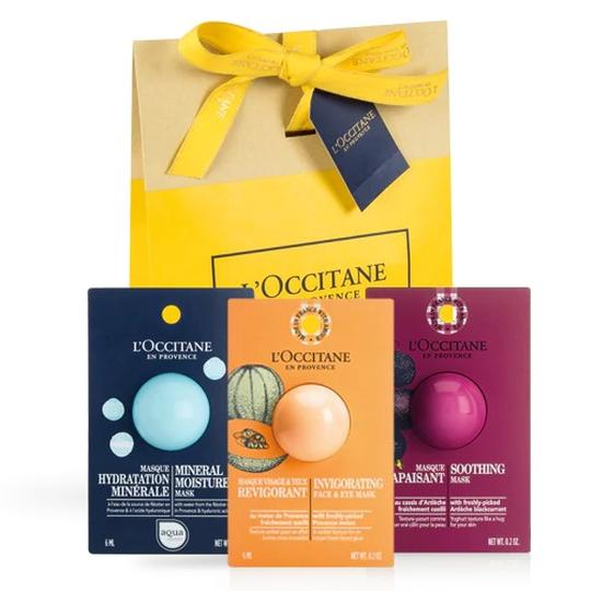 L'occitane Infusion Mask Trio - Infusion Maske 3 lü Set - 2