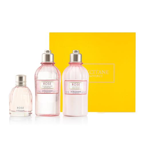L'occitane Rose Fragrance Collection - Gül Parfüm Seti