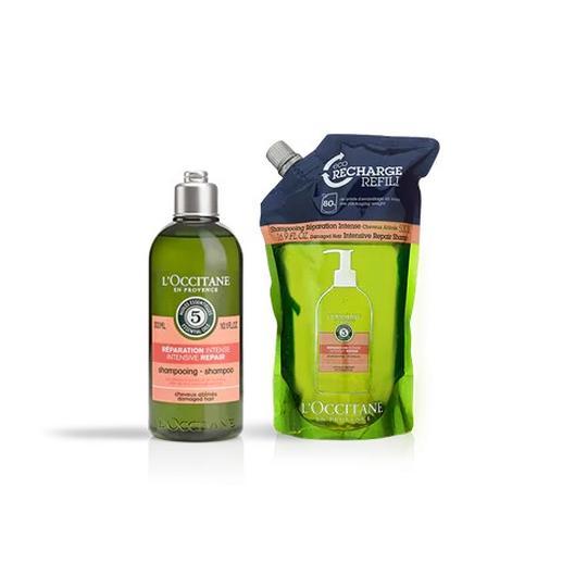L'occitane Aromakoloji Onarıcı Şampuan Ekonomik Yedek İkilisi