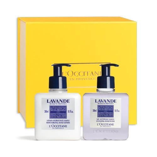 L'occitane Lavanta Sıvı Sabun ve El Losyonu İkilisi