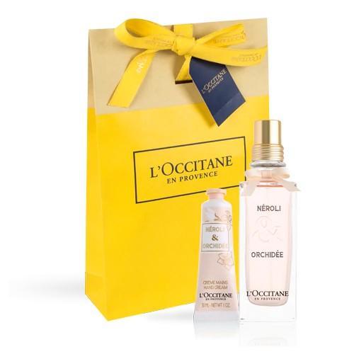 L'occitane Neroli Orchidee Parfüm Seti