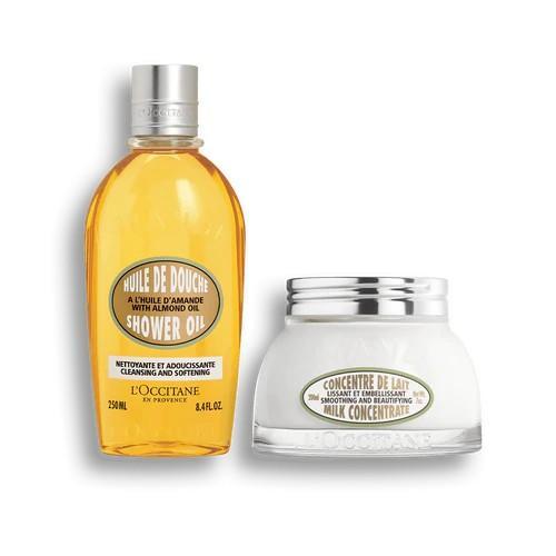L'occitane Badem Vücut İkilisi - Almond Bodycare Duo