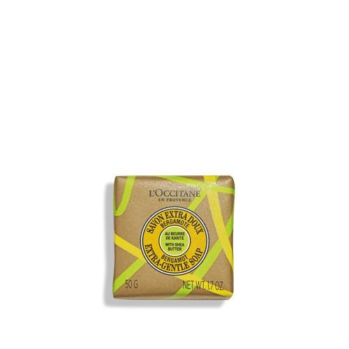 L'occitane Shea Bergamot Solid Soap - Shea Bergamot Sabun
