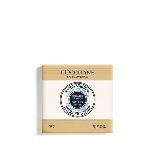 L'occitane Shea Butter Extra Gentle Soap - Milk - Shea Sütlü Sabun